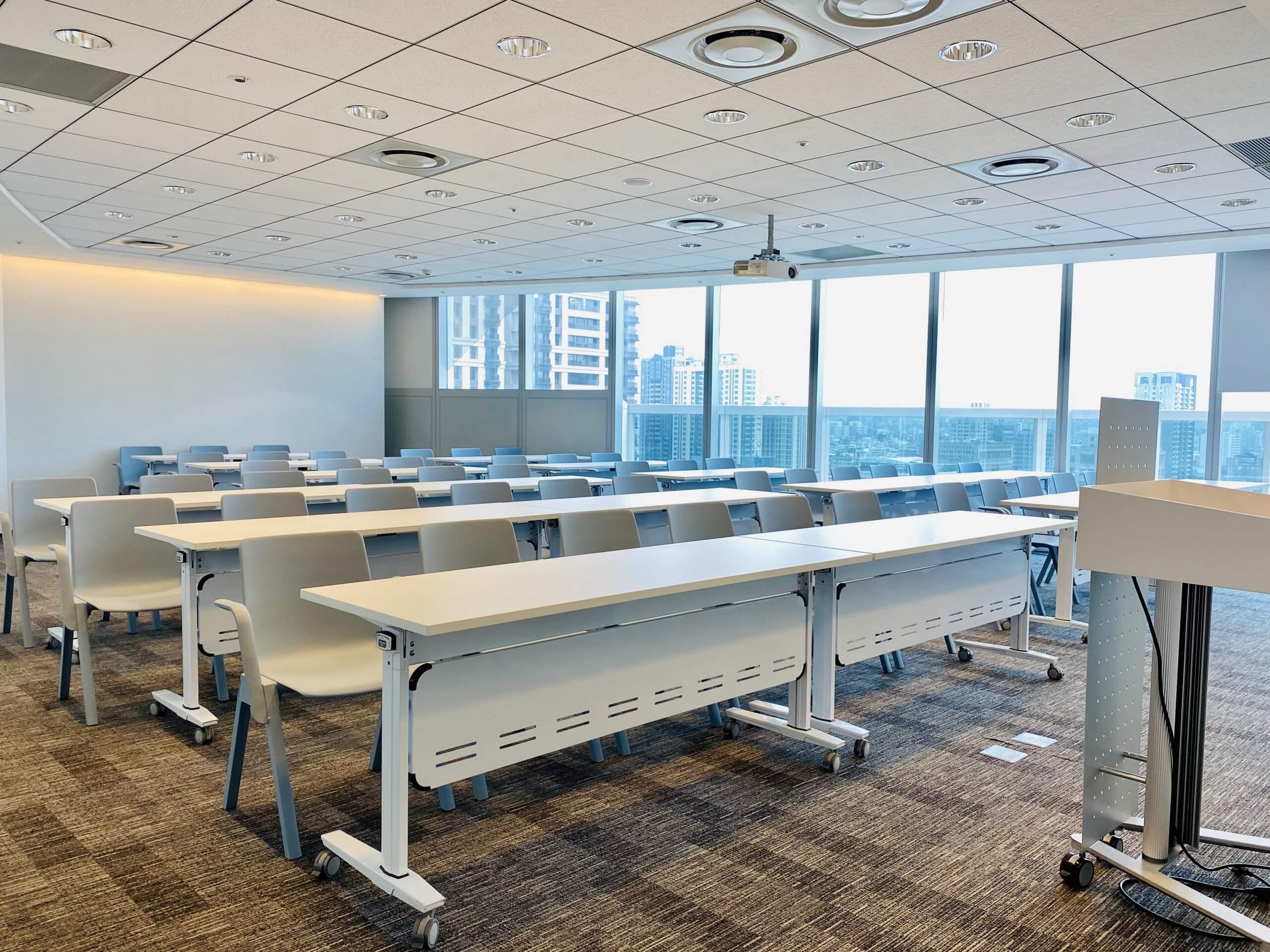 教室型會議室